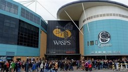 Wasps' 6.5% 2022 retail bond '….Should I stay or should I go now?'