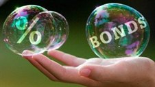 Going up. Or Down. The Paradox of the 'Bond Bubble'.